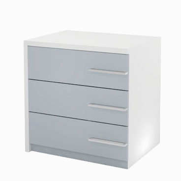 Chest of Drawers - Beckford