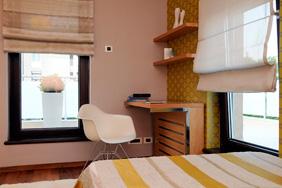 University Bedroom - Metal Frame