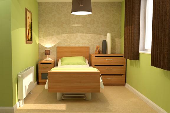 Care Furniture Range - Clover