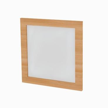 Desk Mirror - Clover