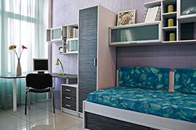 University Bedroom - student-bedroom-design-storage-solutions