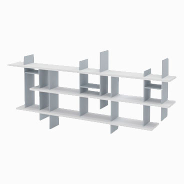 Abstract Shelf - Beckford