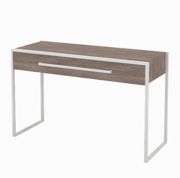 Metal Framed Desk - Austen