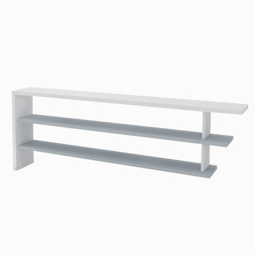 Wall Mounted Shelf - Beckford