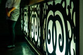 Bespoke University Bar - Lighting Effects