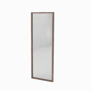 Wall Hung Mirror - Austen