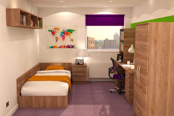 University Furniture Range - Wordsworth 2