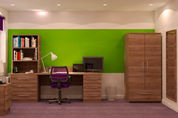 University Furniture Range - Wordsworth 1