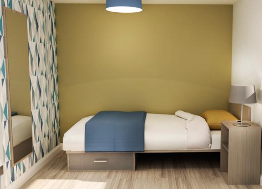 Tolkien Bedroom - University Furniture