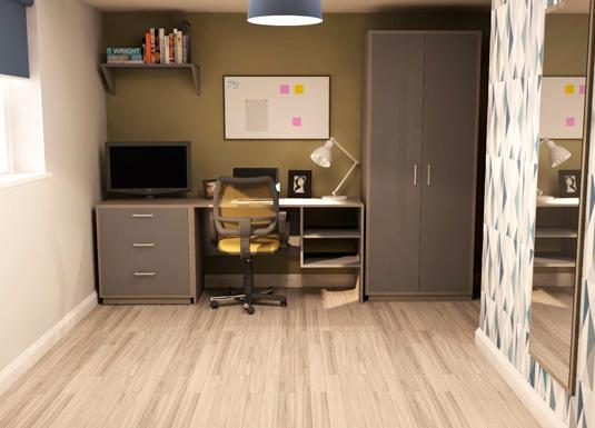 Tolkien Desk - University Furniture