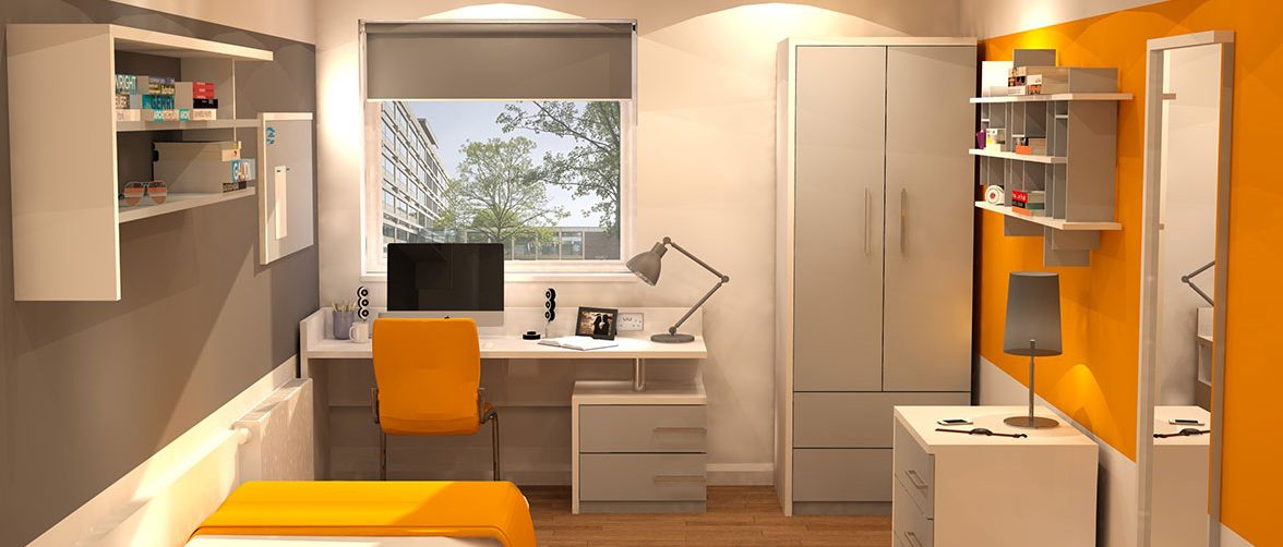 Storage in Student Accommodation