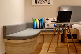 University Bedroom - uni-bedroom-fixed-seating