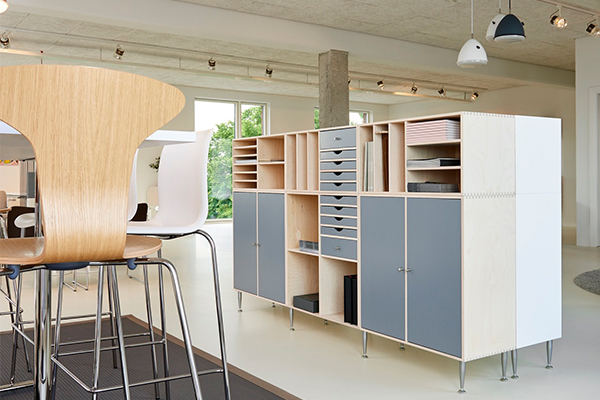 University Bespoke Joinery Storage